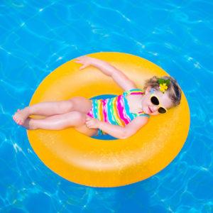 Plavecké pomůcky pro malé i větší