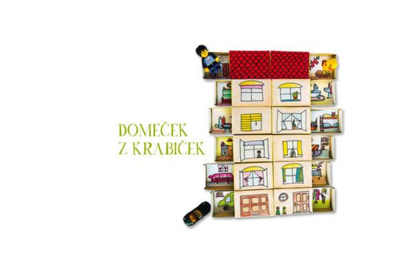 Vyrobte si s dětmi originální domeček!